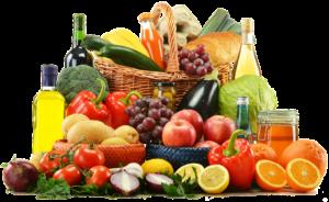 gesunde Ernährung Obst Gemüse Eiweiss Protein Hülsenfrüchte Getreide Milchprodukte
