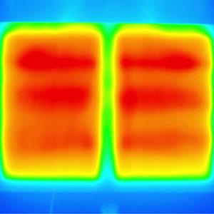Wärmeverteilung Aridus E Heizmodul Infrarotheizung kaufen